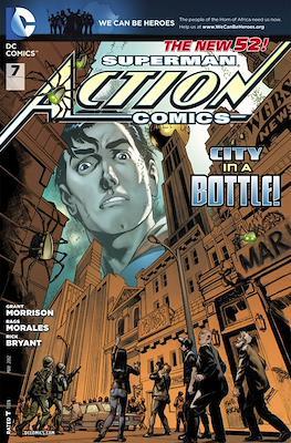 Action Comics Vol. 2 (2011-2016) #7