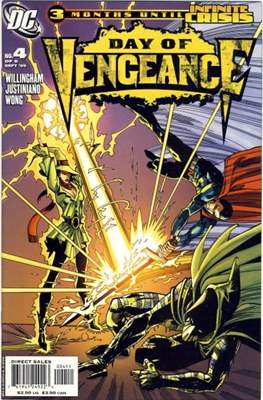 Day of Vengance (2005) #4