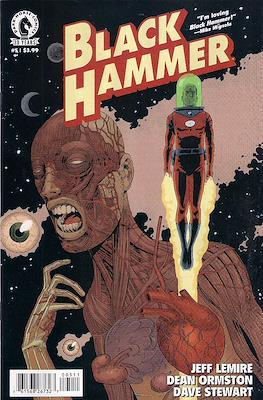 Black Hammer (Comic-book) #5