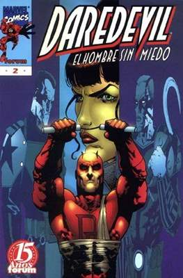 Daredevil Vol. 4 (1998-1999) (Rústica.) #2