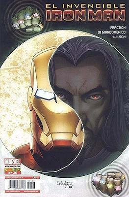 Iron Man: Director of SHIELD / Iron Man & Máquina de Guerra / El Invencible Iron Man (2008-2011) (Grapa, 48 páginas) #36