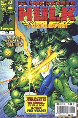 Hulk Vol. 3 (1998-1999). El Increible Hulk (Grapa 24 pp) #17