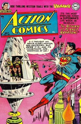 Action Comics Vol. 1 (1938-2011; 2016-) (Comic Book) #182