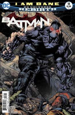 Batman Vol. 3 (2016-) (Comic Book) #18