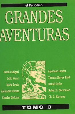 Colección Grandes aventuras (Retapados) #3