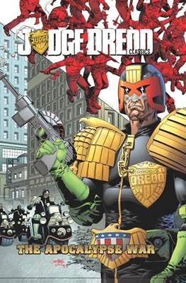 Judge Dredd Classics The Apocalypse War