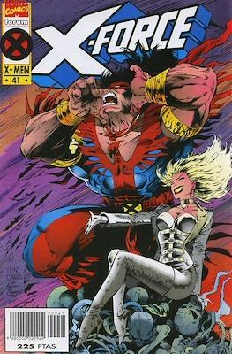 X-Force Vol. 1 (1992-1995) (Grapa 24-32 pp) #41
