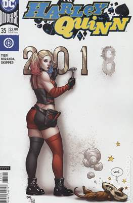 Harley Quinn Vol. 3 (2016-... Variant Cover) (Comic Book) #35