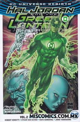 Hal Jordan and The Green Lantern Corps (2017-...) #2