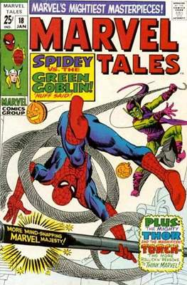 Marvel Tales (Comic Book) #18