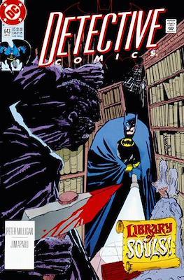 Detective Comics Vol. 1 (1937-2011; 2016-) (Comic Book) #643