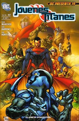 Jóvenes Titanes (2007-2009) (Grapa, 48 páginas) #10