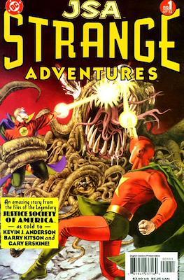 JSA Strange Adventures (2004-2005) (Saddle-stitched) #1