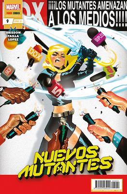 Nuevos Mutantes Vol. 3 (2020-) (Grapa) #9