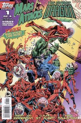 Mars Attacks The Savage Dragon (Grapa - Comic Book) #1