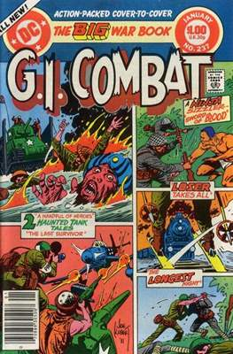 G.I. Combat (Comic Book) #237