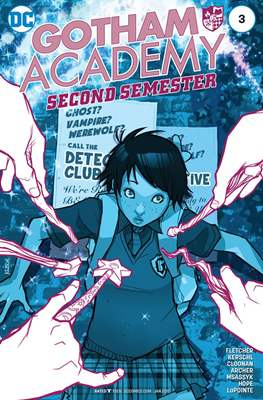 Gotham Academy Second Semester (Comic Book) #3