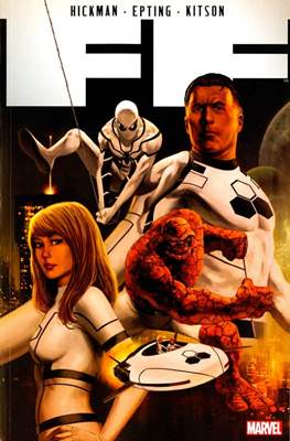 Future Foundation / FF Vol. 1 #1