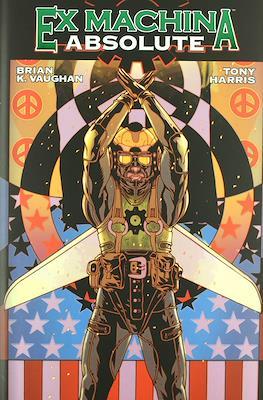 Ex Machina (Edición Absolute en Cartoné) #1