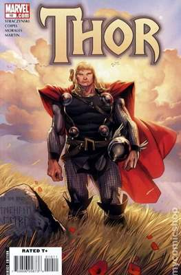 Thor / Journey into Mystery Vol. 3 (2007-2013) #10