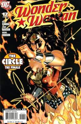 Wonder Woman Vol. 3 (2006-2011) (Comic Book) #17
