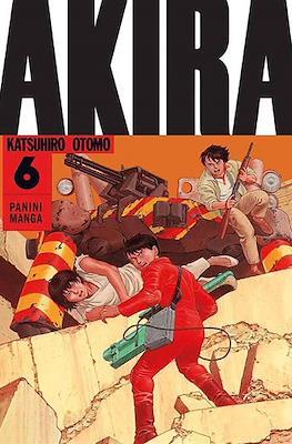 Akira (Rústica con sobrecubierta) #6