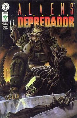 Aliens Versus Depredador #1