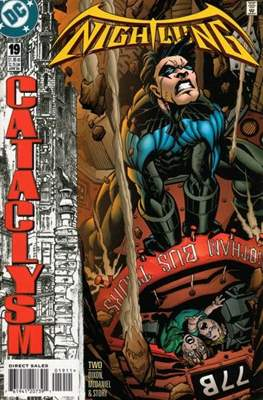 Nightwing Vol. 2 (1996) (Saddle-stitched) #19