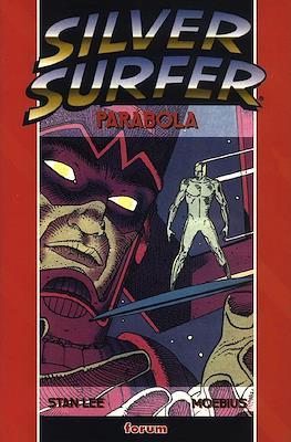 Silver Surfer. Parábola