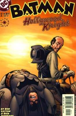 Batman Hollywood Knight (Comic Book) #2