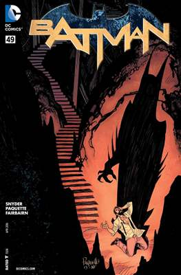 Batman (2012-2017) (Grapa) #49
