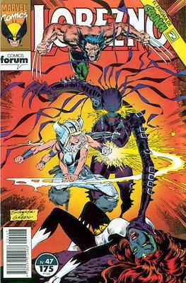 Lobezno vol. 1 (1989-1995) (Grapa) #47
