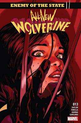 All-New Wolverine (2016-) #13