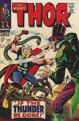 Journey into Mystery / Thor Vol 1 #146