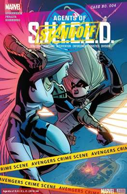 Agents of S.H.I.E.L.D (Comic-Book) #4