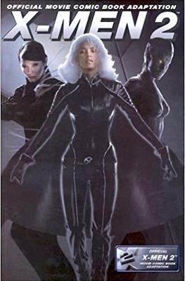 X-Men 2 Official movie comic book adaptation