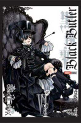 Black Butler (Rústica) #6