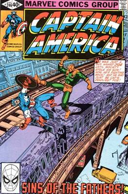 Captain America Vol. 1 (1968-1996) #246