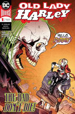 Old Lady Harley (Comic Book) #1