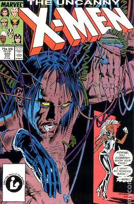 The Uncanny X-Men (1963-2011) (Comic-Book) #220
