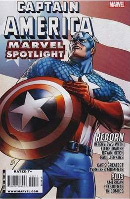 Captain America Marvel Spotlight