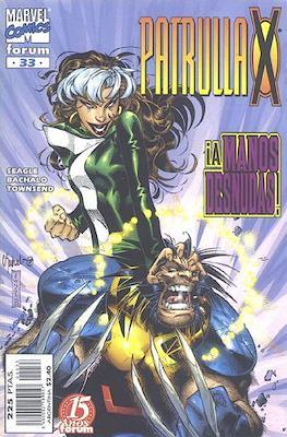 Patrulla-X Vol. 2 (1996-2005) (Grapa) #33