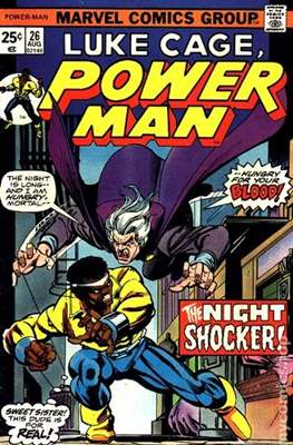 Hero for Hire / Power Man Vol 1 / Power Man and Iron Fist Vol 1 (Comic Book) #26