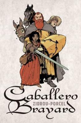 Caballero Brayard (Cartoné 80 pp) #