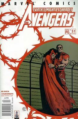 The Avengers Vol. 3 (1998-2004) (Comic-Book) #51