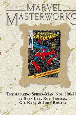 Marvel Masterworks (Hardcover) #122