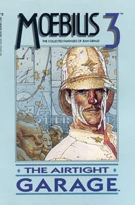 Moebius. The Collected Fantasies of Jean Giraud #3