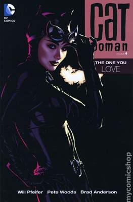 Catwoman Vol. 3 (2002-2008) (Softcover 280-424 pp) #4