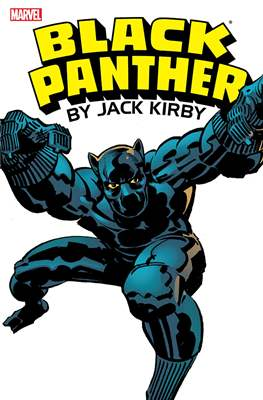 Black Panther by Jack Kirby (Softcover 136 pp) #1
