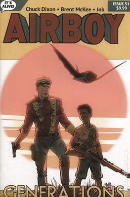 Airboy (2020 - Variant Cover) #51.4